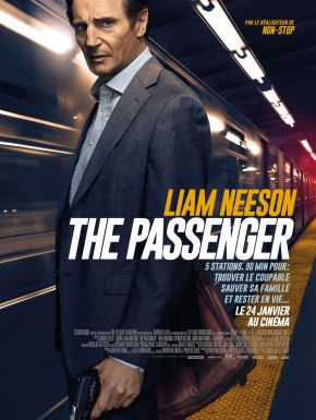 Jaquette dvd The Passenger