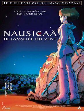 DVD Nausicaa de la Vallée du Vent