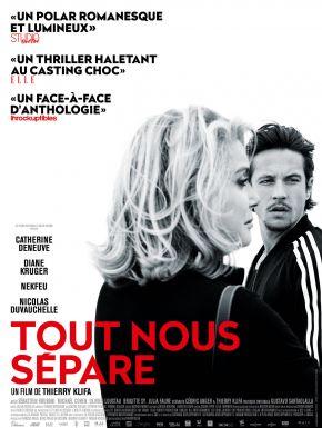 DVD Tout Nous Sépare