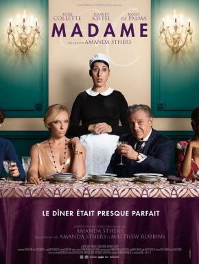 Sortie DVD Madame