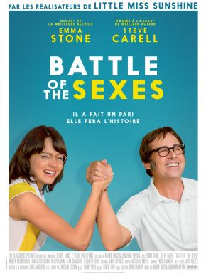 Sortie DVD Battle Of The Sexes