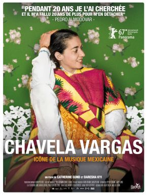 DVD Chavela Vargas