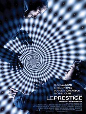 Sortie DVD Le Prestige