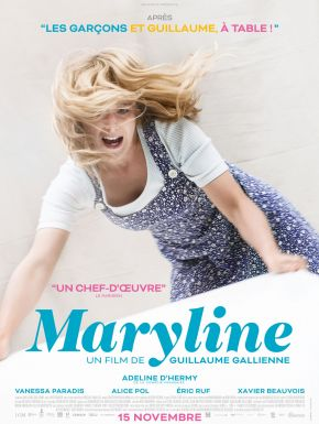 Maryline en DVD et Blu-Ray