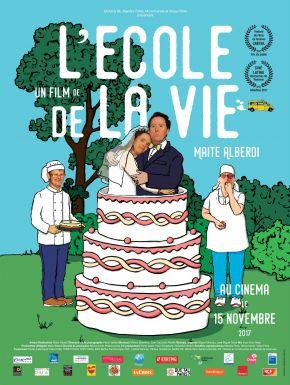 DVD L'École De La Vie