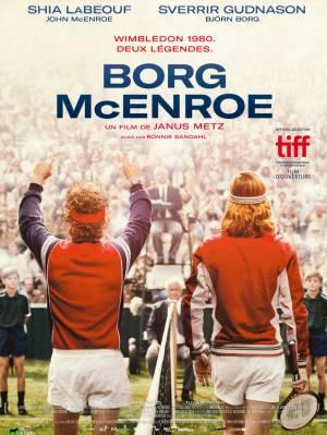 Sortie DVD Borg McEnroe
