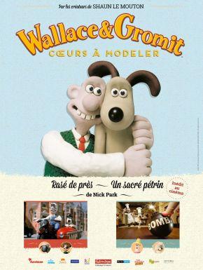 DVD Wallace & Gromit : Cœurs à Modeler