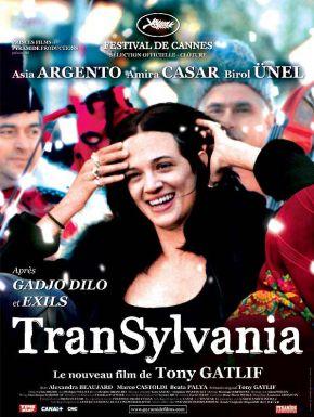 Sortie DVD Transylvania