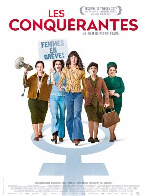DVD Les Conquérantes