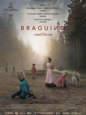 Braguino DVD et Blu-Ray