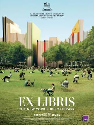 Ex Libris DVD et Blu-Ray