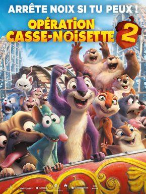 DVD Opération Casse-noisette 2