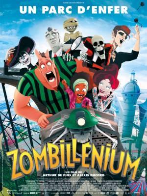 Jaquette dvd Zombillénium