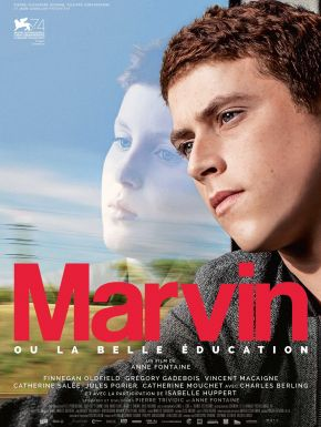 Jaquette dvd Marvin Ou La Belle éducation