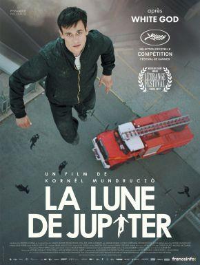 Jaquette dvd La Lune De Jupiter