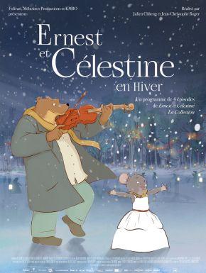 DVD Ernest Et Célestine En Hiver