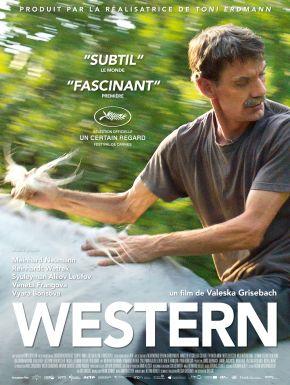Jaquette dvd Western