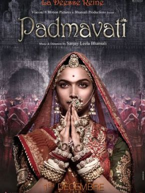 DVD Padmavati