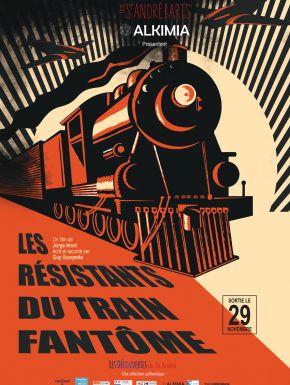Les Résistants Du Train Fantôme en DVD et Blu-Ray