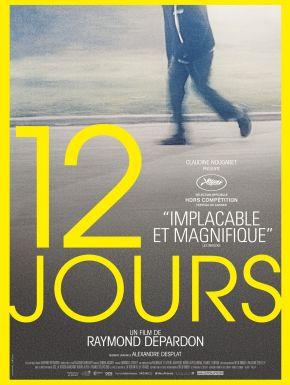 12 Jours en DVD et Blu-Ray