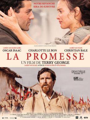 Jaquette dvd La Promesse