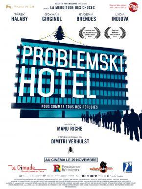 Sortie DVD Problemski Hôtel