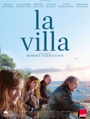 La Villa DVD et Blu-Ray