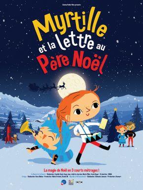 DVD Myrtille Et La Lettre Au Père Noël