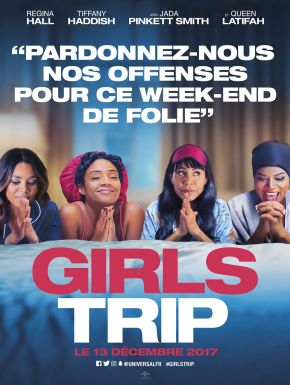 Girls Trip DVD et Blu-Ray