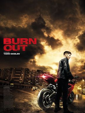 DVD Burn Out