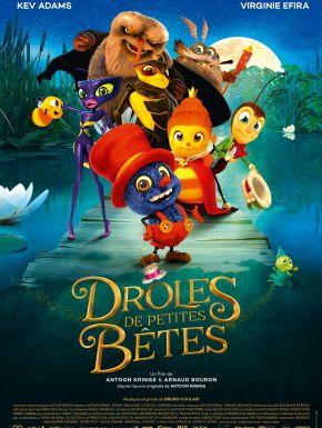Sortie DVD Drôles De Petites Bêtes