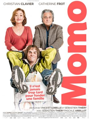 Sortie DVD Momo