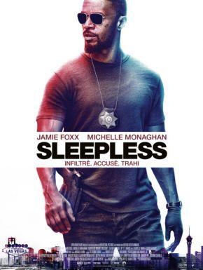 Jaquette dvd Sleepless
