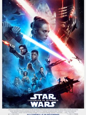 Sortie DVD Star Wars : L'ascension De Skywalker
