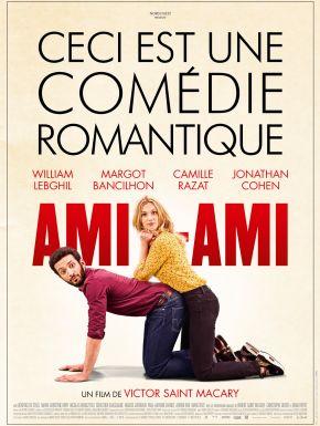 Jaquette dvd Ami-ami