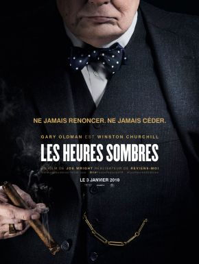 Les Heures Sombres DVD et Blu-Ray