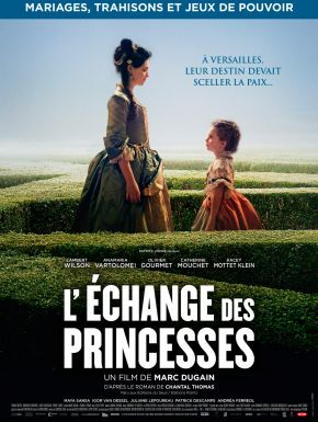 L'Echange Des Princesses en DVD et Blu-Ray