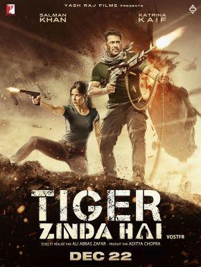Sortie DVD Tiger Zinda Hai
