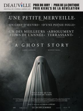 A Ghost Story DVD et Blu-Ray