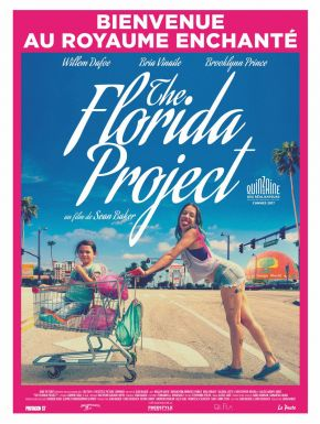 The Florida Project en DVD et Blu-Ray