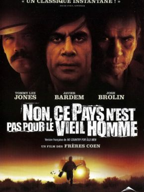 DVD No Country For Old Men - Non, Ce Pays N'est Pas Pour Le Vieil Homme