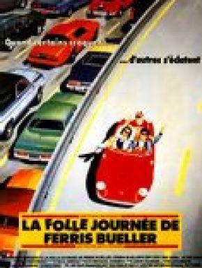 Jaquette dvd La Folle Journée De Ferris Bueller
