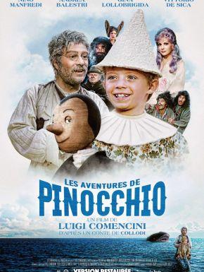 Les Aventures De Pinocchio en DVD et Blu-Ray
