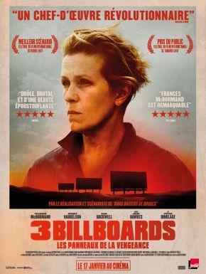 DVD 3 Billboards, Les Panneaux De La Vengeance
