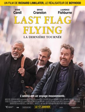 Sortie DVD Last Flag Flying