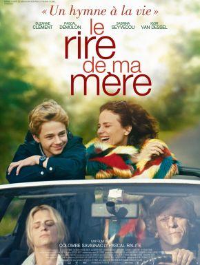 Sortie DVD Le Rire De Ma Mère