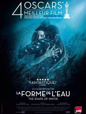 DVD La Forme De L'eau