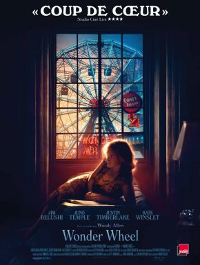 Wonder Wheel DVD et Blu-Ray