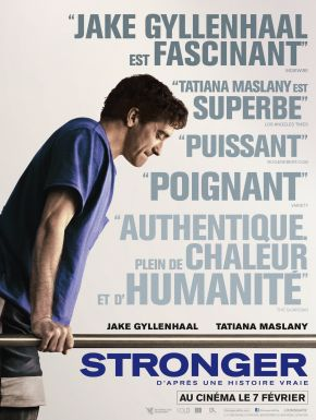 Stronger DVD et Blu-Ray