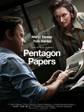 Sortie DVD Pentagon Papers